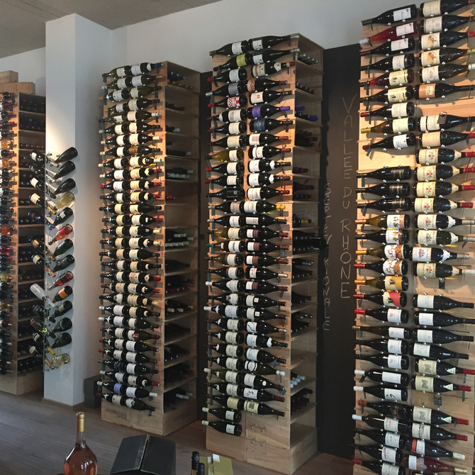 Food & Wine: Vinoteca