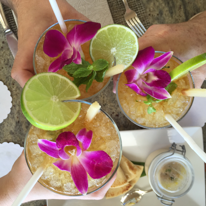 Food & Wine: The Halekulani