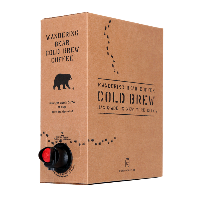 Food & Wine: Cold Brew
