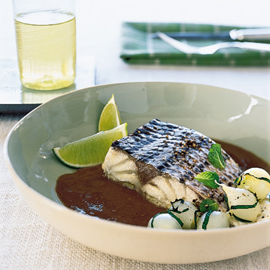 Food & Wine: Steamed Sea Bass with Tamarind Sauce