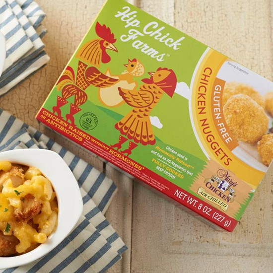 Food & Wine: Hip Chick Farm - Gluten-Free Chicken Nuggets