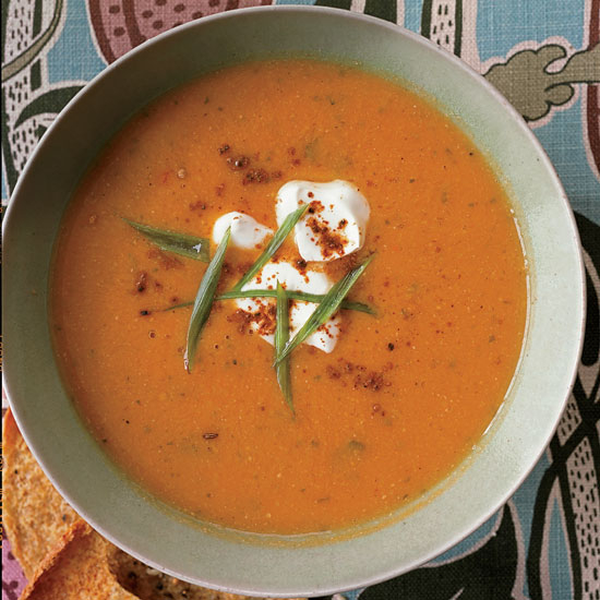 11 Fall Soups You Can Make in a Blender | Food & Wine