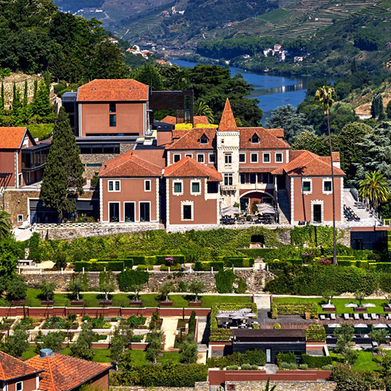 Food & Wine: Six Senses Douro Valley