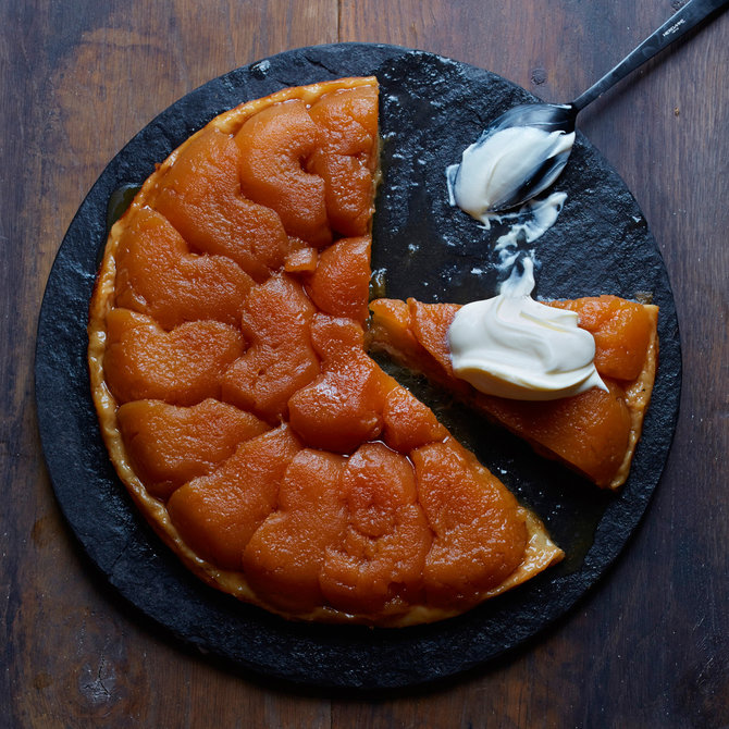 Food & Wine: Tarte Tatin
