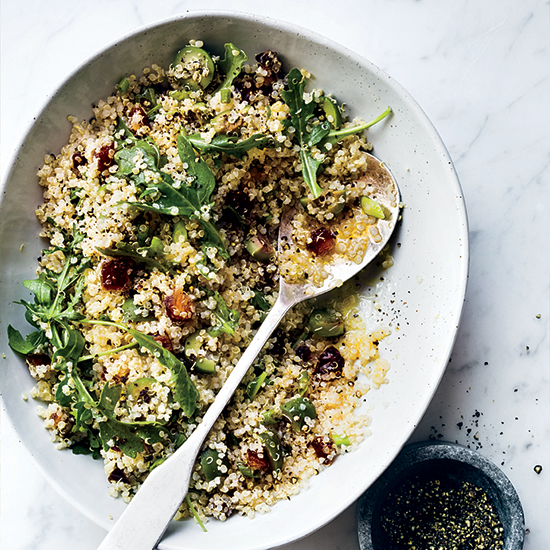 Food & Wine: Quinoa Pilaf