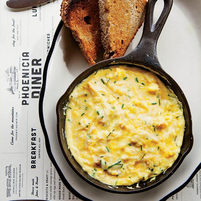 Food & Wine: Phoenicia Diner's Breakfast Skillet