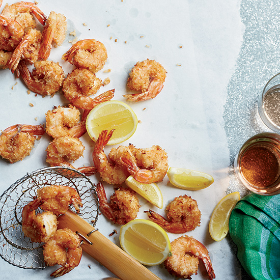 Food & Wine: Spicy Coconut Shrimp