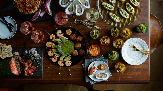 Food & Wine: Holiday Party Guide