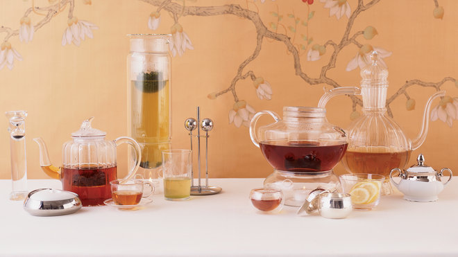 Food & Wine: Tea 101