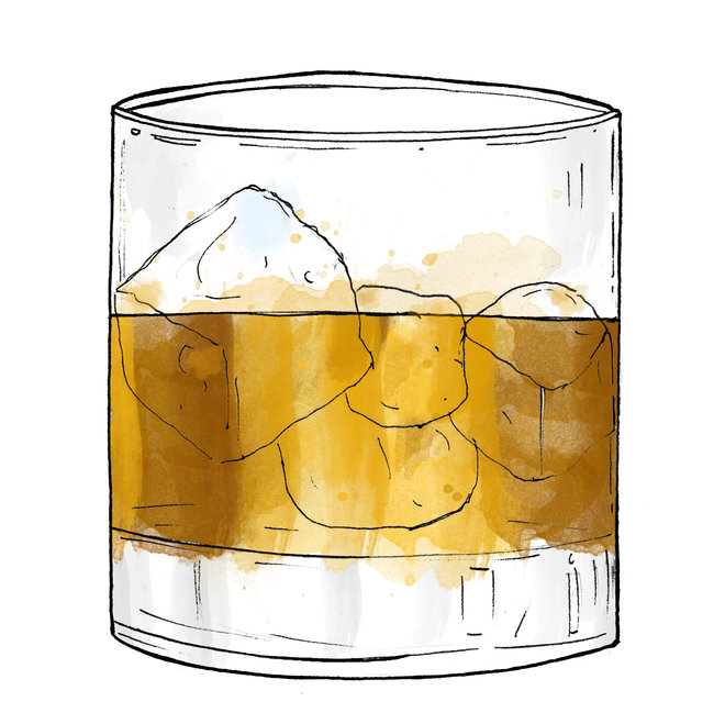 Food & Wine: Americans Are Drinking Lots of High-End Whiskey, Not So Much Cheap Gin