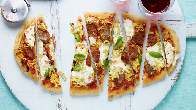 Food & Wine: 3 Ways to Bake Better Pizza at Home