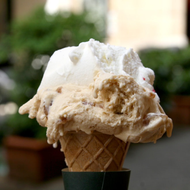 Food & Wine: Chestnut Gelato