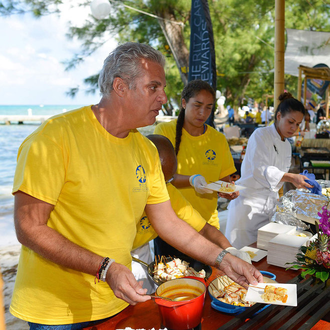 Food & Wine: Cayman Cookout