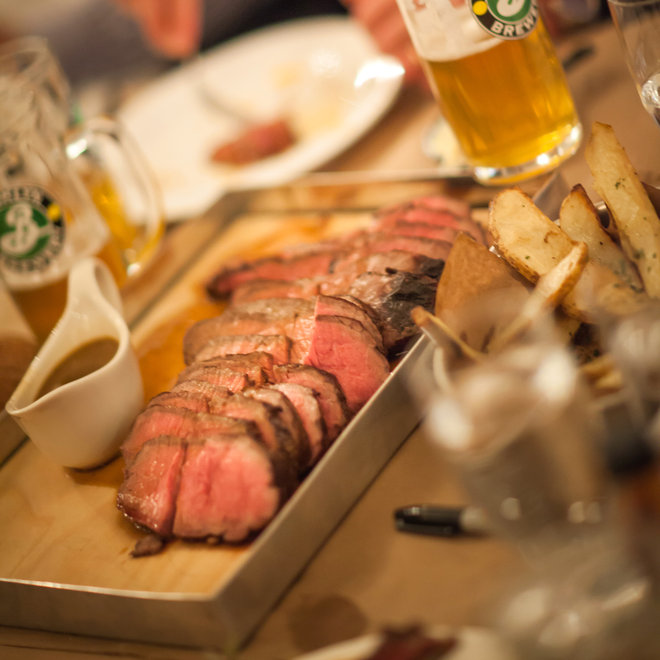 Food & Wine: The Beefsteak at the CIA