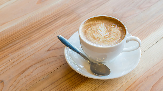 Food & Wine: Coffee Cup