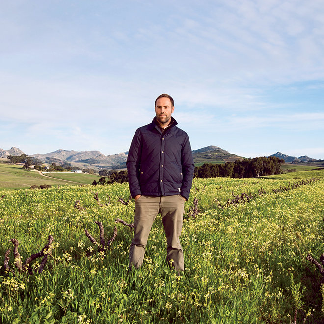 Food & Wine: Eben Sadie