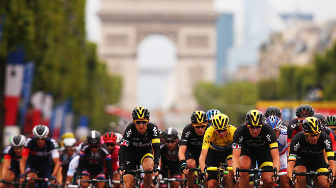 Tour de France Wine Scandal