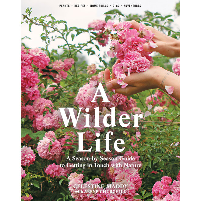 Food & Wine: The cover of 'A Wilder Life.'