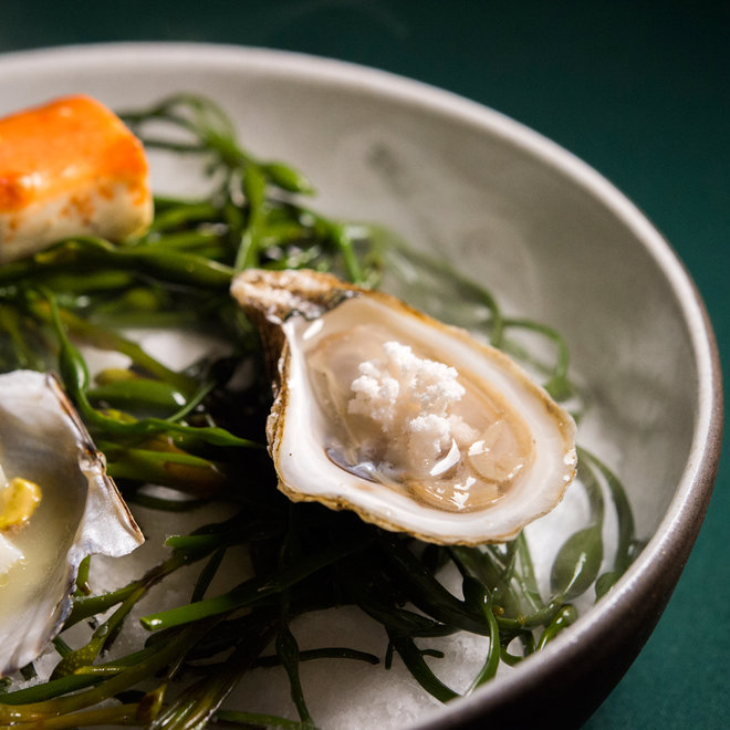 Food & Wine: oysters