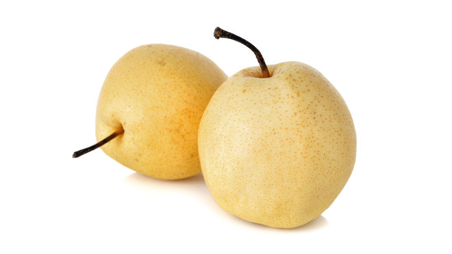 Food & Wine: Asian Pears for Hangovers