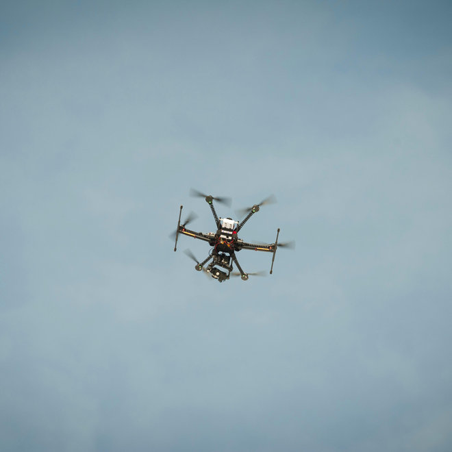 Food & Wine: Drone Food Delivery