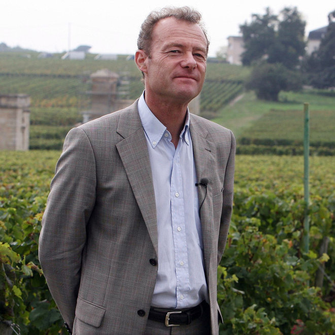 Food & Wine: Paul Pontallier