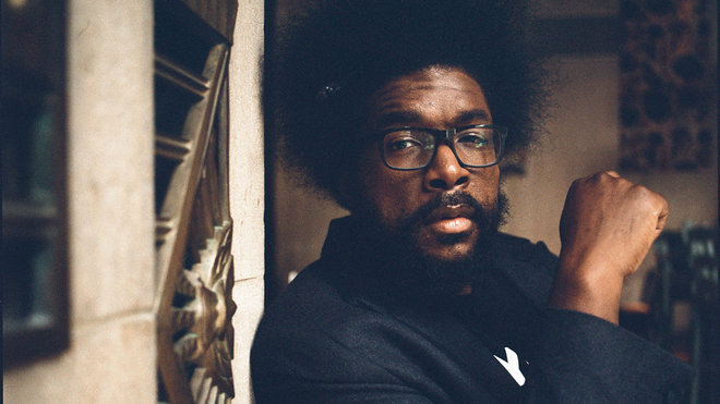 Food & Wine: Questlove