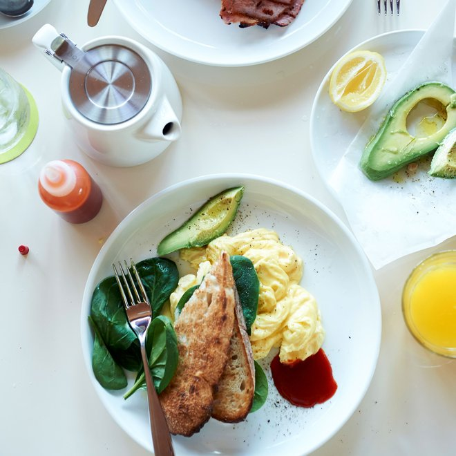 Food & Wine: Breakfast in Sydney