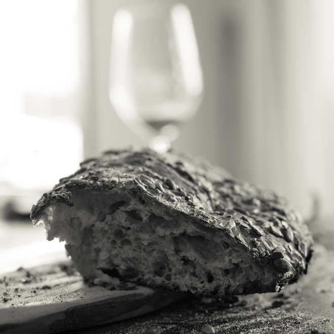 Food & Wine: How Baking Bread Informed a Winemaker's Approach in the Cellar