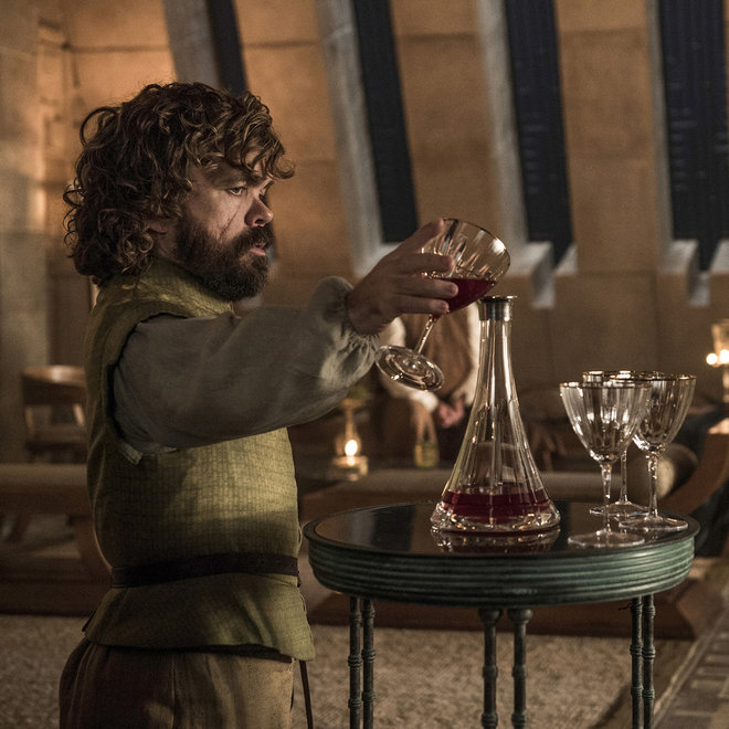 Food & Wine: Game of Thrones Wine Companion