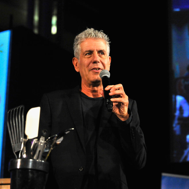 Food & Wine: Anthony Bourdain Tour