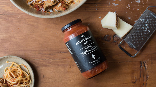 The Meatball Shop Tomato Sauce
