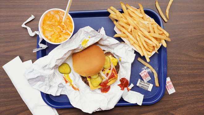 Food & Wine: Fast Food and Hormones