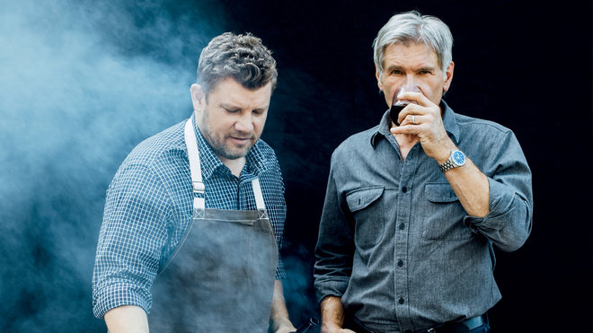 Food & Wine: Harrison Ford and Ben Ford