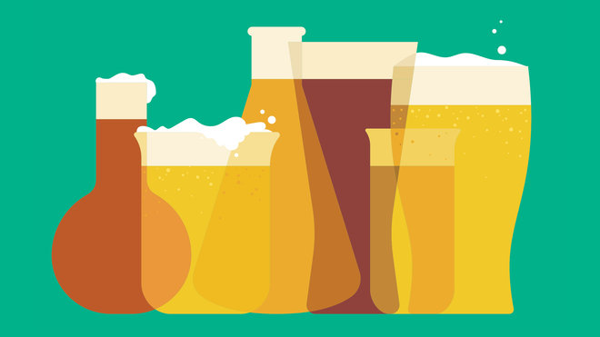 Food & Wine: Strange Beer Brews