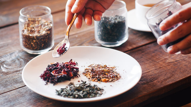 Food & Wine: Herbal Tea and Memory