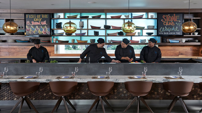 Food & Wine: La Mar