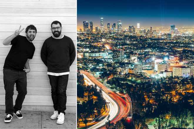 Food & Wine: Chefs Jon Shook And Vinny Dotolo Honor The Evolution Of Dining In Los Angeles