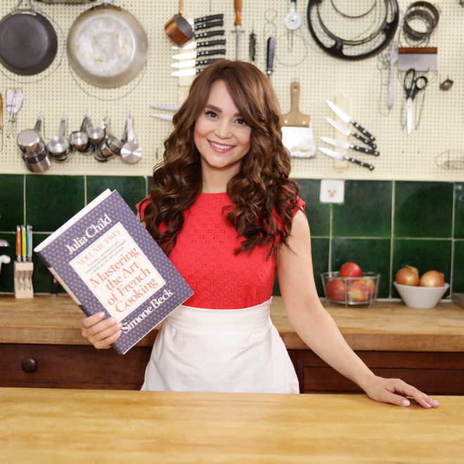 Rosanna Pansino, Julia Child, French Cottage