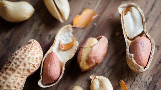 Food & Wine: Peanut Allergy