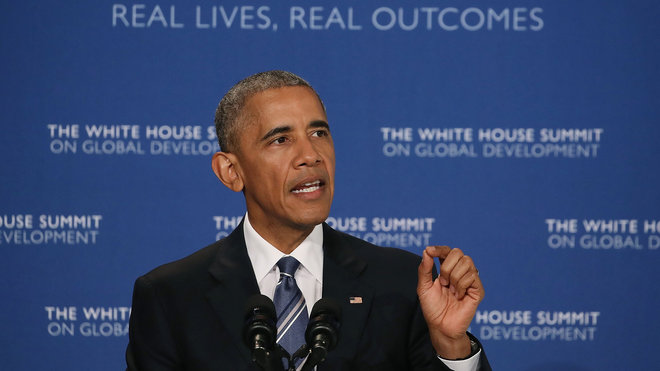 Food & Wine: Obama Signs Global Food Security Act to Fight Hunger