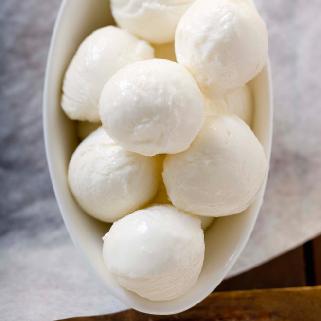 Food & Wine: World's Best Mozzarella