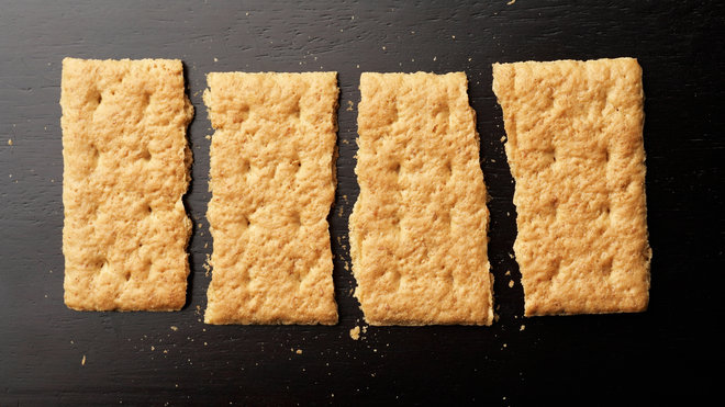 Food & Wine: Graham Crackers for Curbing Sexual Appetite