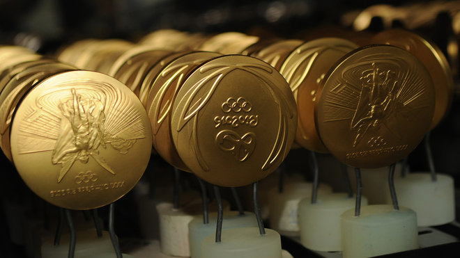 Food & Wine: Molding Gold: How the Olympic Medals Are Made