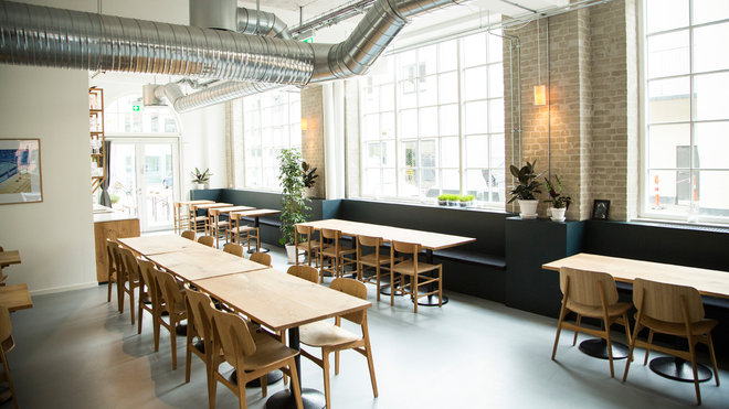 Food & Wine: BRUS, Copenhagen