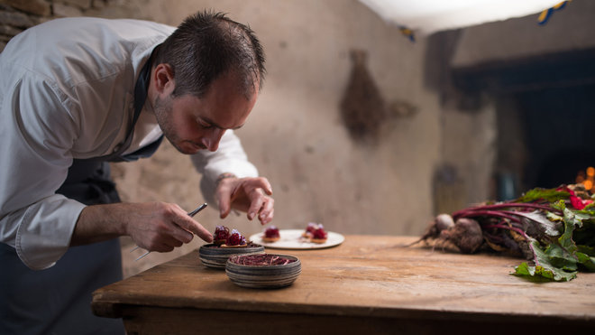 Food & Wine: Chef's Table France