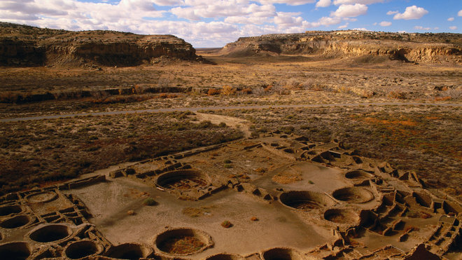 Food & Wine: You Really Should Visit America's Ancient Ruins