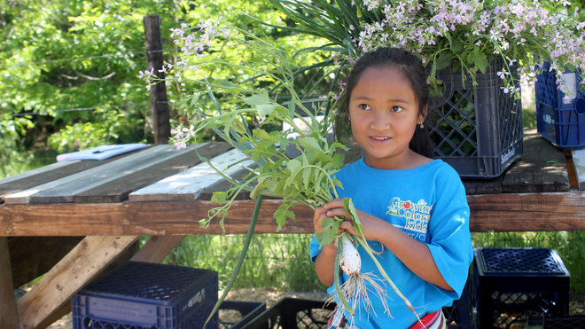 Food & Wine: Growing Colorado Kids