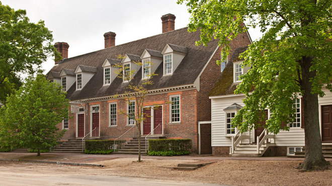 Food & Wine: You Can Now Stay in the Haunted Houses of Colonial Williamsburg for Halloween