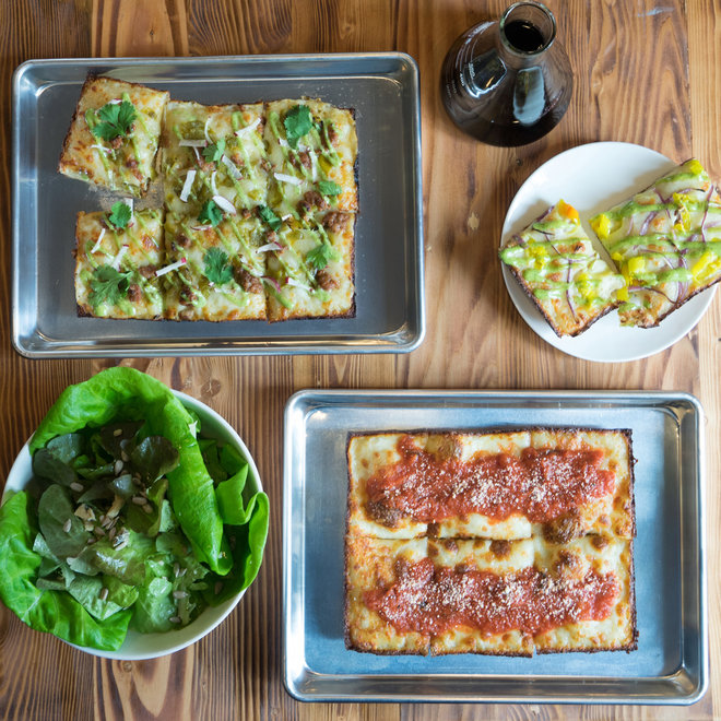 Food & Wine: Emmy Squared Square Pizza